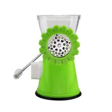 DIY Multifunctional Manual Meat Grinder Mincer Machine Sausage Table Crank Tool Cutter Slicer Beef Meat Slicer kitchen Tools(China)