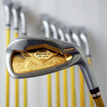 New mens Golf irons HONMA S-03 4 star irons clubs 4-11.Aw,Sw Golf clubs with Graphite Golf shaft R or S flex Free shipping
