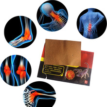 16PCS/2bags Scorpion Extract Powerful Fast Relieve Muscle Pain Plaster Far-infrared Stop Pain Treatment 7cm*10cm