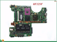 High Quality MB F125F 0F125F CN-0F125F For Dell XPS M1530 Laptop Motherboard rPGA478MN G84-601-A2 DDR2 100% Tested(China)