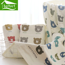 Baby Bath Towels 100% Cotton Gauze Solid New Born Baby Adult Towels Ultra Soft Strong Water Absorption 1 Piece 70*140cm