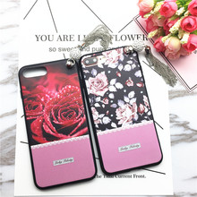 Luxury Silicone 3D Soft Case For iphone7 7Plus 6 6s 6Plus Fashion TPU cover For Apple iphone7 6 6s Plus casing phone shell cases