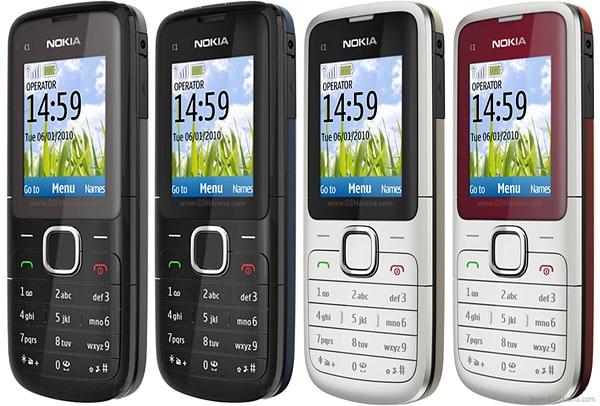 01 >> Detail Feedback Questions About C1 01 Original Unlocked Nokia C1 01