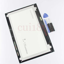 "Free shpping 13.3"" Touch LCD Screen Digitizer Assembly For Acer Aspire S5 S5-391 B133HAN03.2+ Tools"