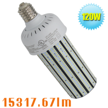 120W LED Corn Light Bulb Large Mogul E39 Base 4000K Replacement Equivalent 400W 600W Metal Halide Bulb HID HPS CFL
