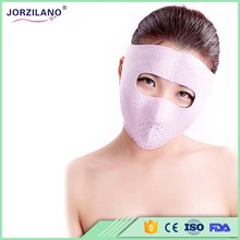 Free shipping New V-Line Face Cheek Chin Lift Up Slimming Slim 3D Face Massage Mask(China)