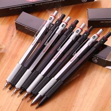 RedCircle Drafting Metal Steel Mechanical Drafting Pencil for drawing(China)