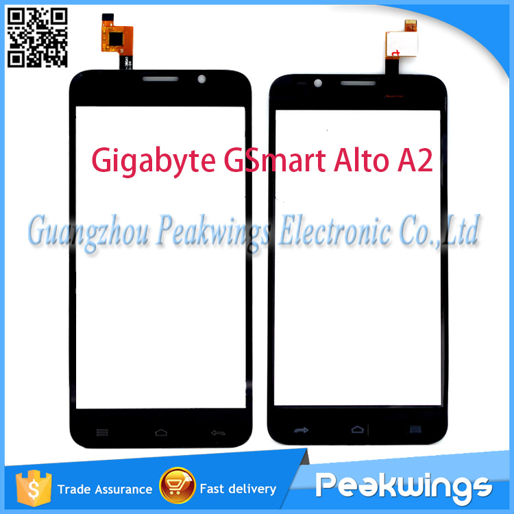 5.0inch Touch For Gigabyte GSmart Alto A2 Touch Screen Digitizer Panel Sensor<br><br>Aliexpress