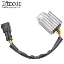BJMOTO Motorcycle Regulator Voltage Rectifier For KTM 660 SMC 450 EXC-R 250 XCF-W EXC-F 530 XC-W 525 EXC 300 XC 400 EXC-G RACING