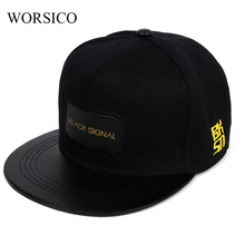 Black Snapback Cap Men Hip Hop Baseball Cap Men Summer Baseball Caps Fashion Hats For Men Women Casquette Bones Gorras Flat 2017