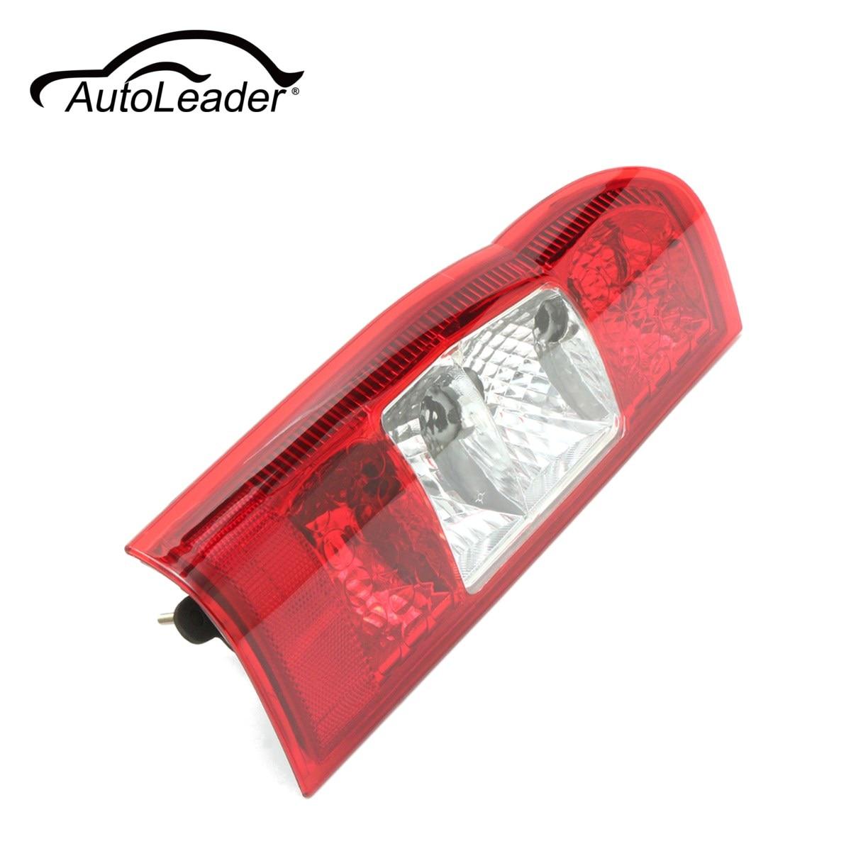 Autoleader car led tail left rear bumper reflector lamp brake light rear fog lights for ford