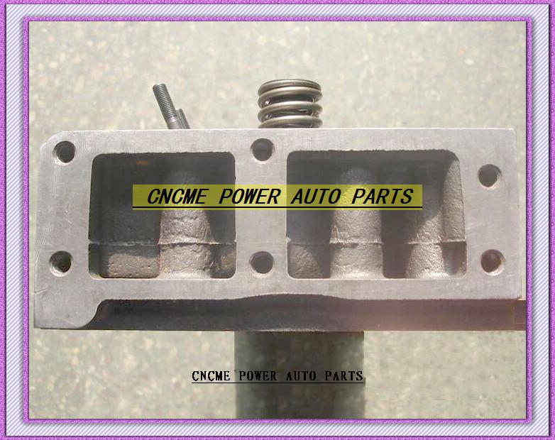 6BD1 6BG1 Cylinder Head For Isuzu FSR FST FTS FVR Forward Journey JBR JCM JCR JCZ ECR 5.8L D 12v 1976-81 1981-83 1-11110-601-1 (1)