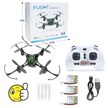 mini Drone H8 mini Drones Headless Mode 6-Axis Gyro 2.4GHz 4CH drone rc helicopter dron quadcopter VS H33 H20 H36 fq777(China)