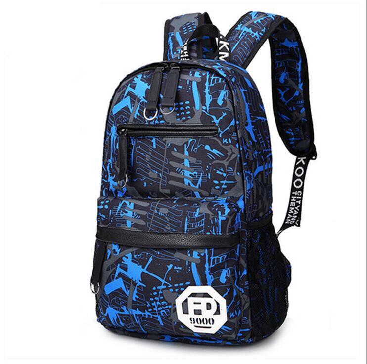 yesetn bag 110916 hot new mens oxfor backpack double shoulder bag<br><br>Aliexpress