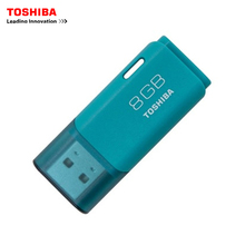 TOSHIBA USB flash drive 8GB USB2.0 TransMemory USB flash drive quality USB Memory Stick 8G usb Pen Drive Free shipping