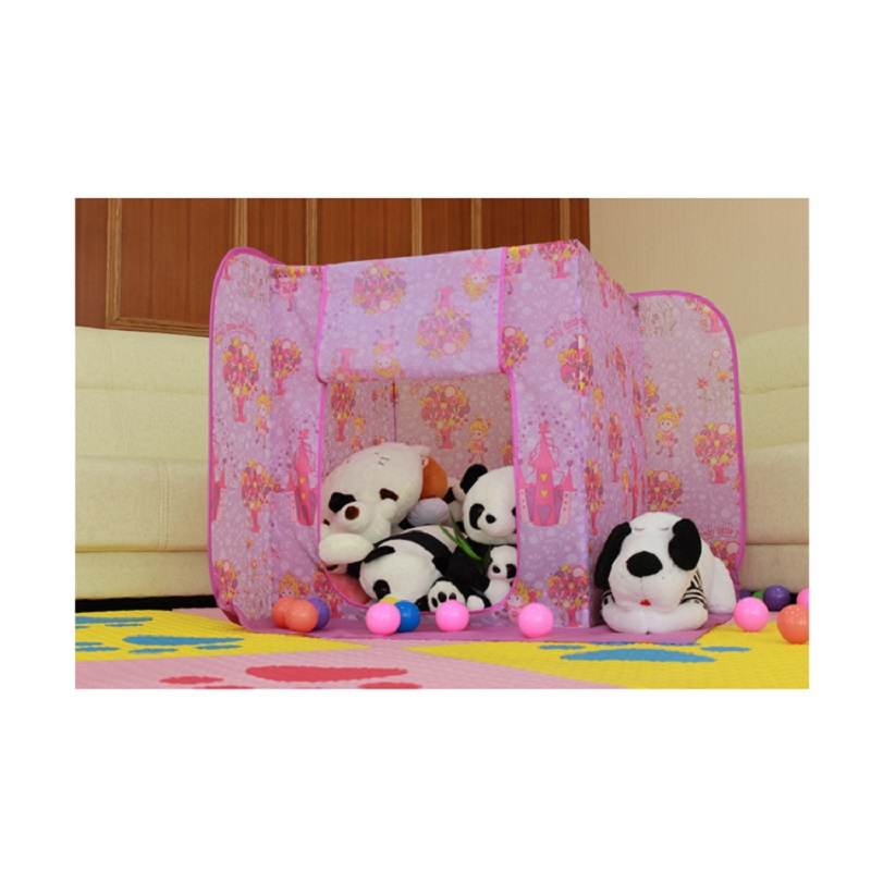 New Design Folding Play House Put Cloth Children Play Game Big Size Printing Children Tents <br><br>Aliexpress