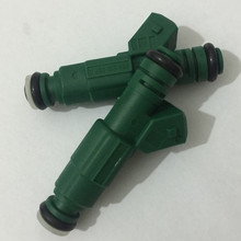 High performance Green Giant 42lb E85 440cc fuel injector 0280 155 968 0280155968 fuel injector for VW AUDI VOLVO Golf