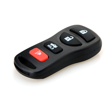 New 4 Buttons 315 MHZ Replacement Keyless Entry Remote Control Key Fob Clicker Fit For KBRASTU15 Refit Car Key