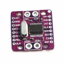 3.3-5v CS5460A Converte Single-phase Bi-directional Power Energy Metering Module Chip With AC / DC System