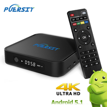 Buy PUERSIT I9M TV Box Amlogic S905X 1GB/2GB Ram Android 6.0 Quad Core 4K Multi-language Youtube Dolby IPTV HD Smart Media Player for $37.35 in AliExpress store