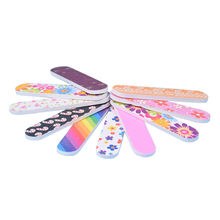 12 pcs Nail Art Sanding Files Buffer Block Manicure Tools Pedicure UV Gel Set Nail Professional Nail File Nail Decoration(China)