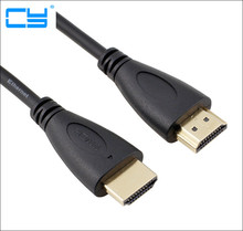 50cm High Speed Gold Plated Plug HDMI Cable Male-Male 1.4 Version HD 1080P HDTV net for LCD HDTV DVD+Interface Protect Covers(China)