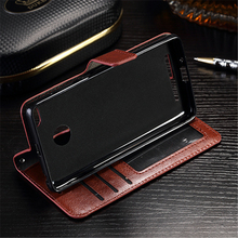 Leather Case card slot Luxury Retro Cover Xiaomi Redmi 4X NOTE4X 4Pro 4standard 4A Wallet flip Cover Case Phone Coque