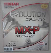 Origianl Tibhar table tennis rubber EVOLUTION MX-P for table tennis rackets fast attack loop made in Germany ping pong rubbers(China)