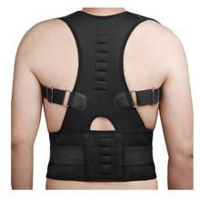 Aofit AFT-B002 Upgraded Version Magnet Back Posture Brace for Posture Correction and Back Pain Support S-XXL(China)