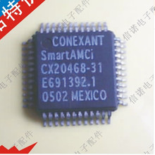 5pcs/lot  NEW  CX20468-31     LQFP48  Sound card chip   IC