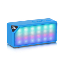 YCYY X3S Mini Bluetooth Speaker TF USB FM Radio Wireless Music Sound Box Subwoofer Loudspeakers Mic For IOS Android  X3 Speaker