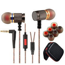 Original KZ EDR1 Earphone In-Ear Bass HIFI DJ Earphone Music Enthusiast Special Use Earburd With MIc or Not Decide on you(China)
