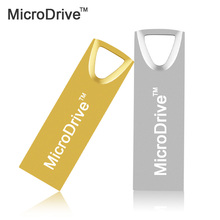 Microdrive 2017 New styles !! Usb Metal Usb Flash Drive 4/8/16/32/64 Gb U Disk Pendrive Stainless Steel 2.0 Key Memoria for Gift
