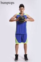 Team Sportswear DIY Basketball Men Jerseys Kits New Best Quality Adult Suits Breathable Outdoors Sports Training Uniform Newest