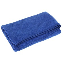 30x70CM Blue Auto Supplies Car Accessories Microfiber Car Cleaning Cloth Wash Towel Products Dust Tools Car Washer(China)