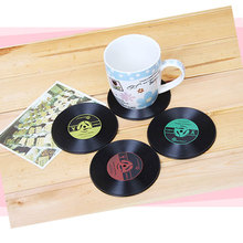 New Arrival Table Cup Mat Creative Decor Coffee Tea Hot Drink Placemat Drinks Coasters free shipping