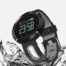 Best selling Sport Swimming Smart Wristbands Heart Rate Blood Pressure Monitor Waterproof Fitness Healthy Tracker PK amazfit F69(China)