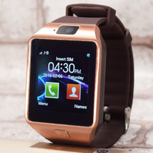 Bluetooth smart watch smart watch support SIM card GSM music camera support Android smartphone PK GT08 U80 men and women