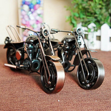 New Coming Children Birthday gift Toys Metal Motorcycle Model Vehicle Toy for home decoration