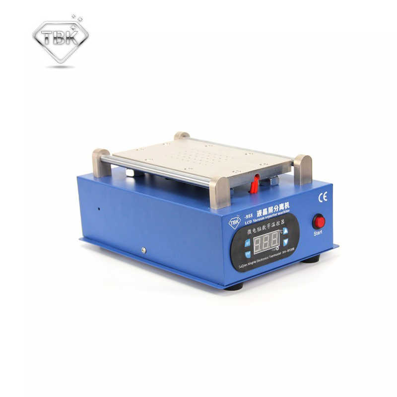 Newest 7 inch Lcd Separating TBK-988 With Built-in Vacuum Pump Touch Screen Separator Machine For Mobile Phone Repairing<br><br>Aliexpress