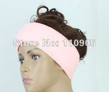 Makeup Headband Beauty Towel Headcloth Personal Care Product 3pcs/lot-Free Shipping(China)