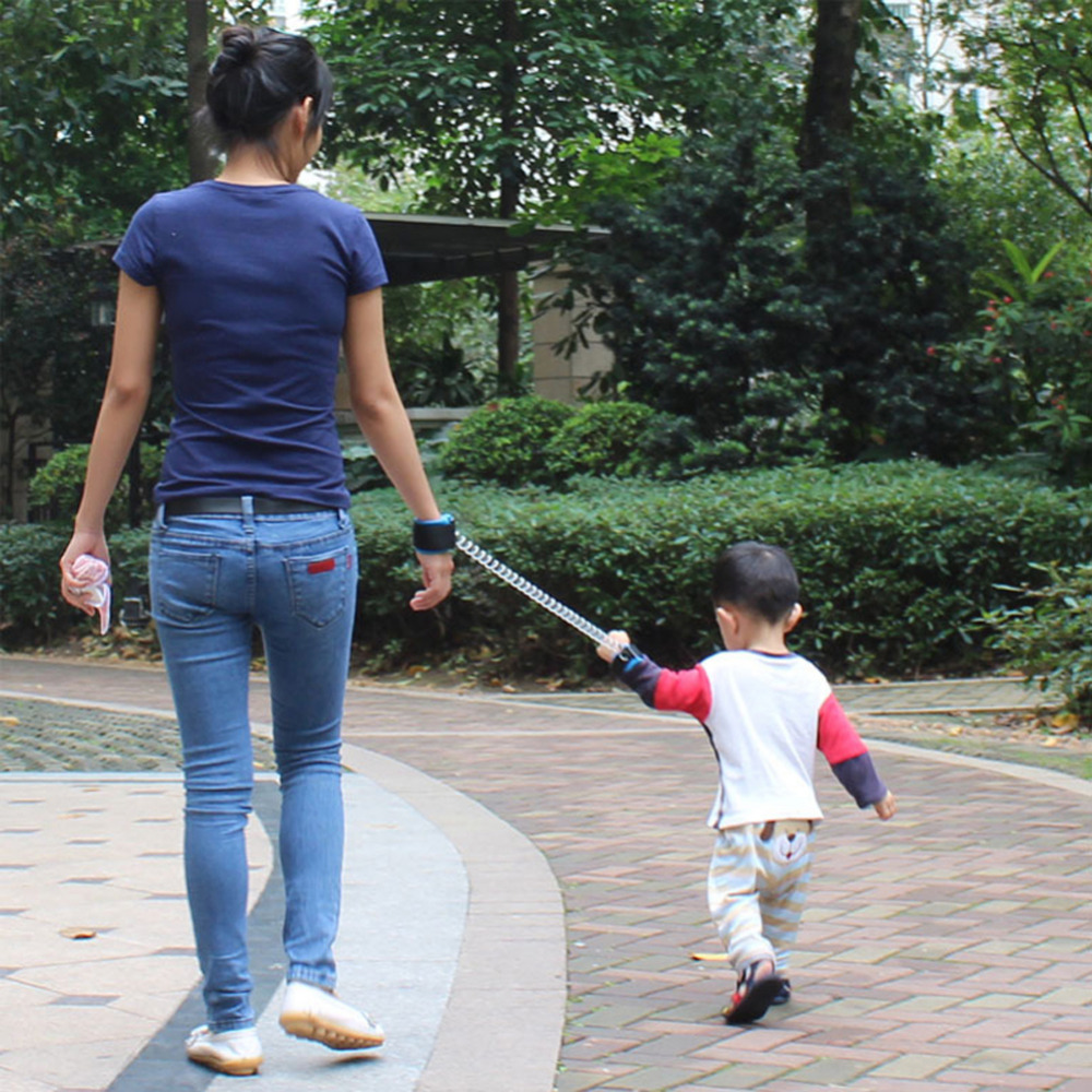 image for Kids Baby Anti-lost Belt Baby Safety Walking Harness Anti Lost Strap W
