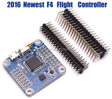 F4 Flight Controller 2016 Newest ACRO Version Raceflight Latest F405 MCU and has 128Mbit Flash Racing Drone Qav250 210 215