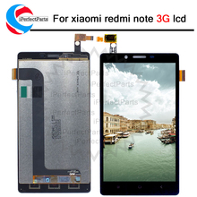 5.5 ' LCD For Xiaomi Redmi Note 3G LCD Display Screen Touch Digitizer Sensor Assembly Replacements Parts Free Shipping + tools(China)