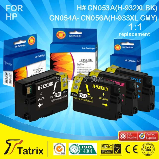 For HP 932 933 Ink Cartridge, 932XL 933XL Ink Cartridge for HP 932 933 XL Cartridge With Latest Chip<br><br>Aliexpress