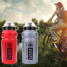 Hot Lightweight Polyethylene Bicycle Water Bottle Mini Portable 650ML Outdoor Bike Cycling Sports Drink Jug Water Bottle Cup