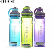 My Large Capacity Leak-Proof Seal Space Plastic Filter Water Bottle Widely Used Vehicle Household Traveling Tumbler Water Bottle