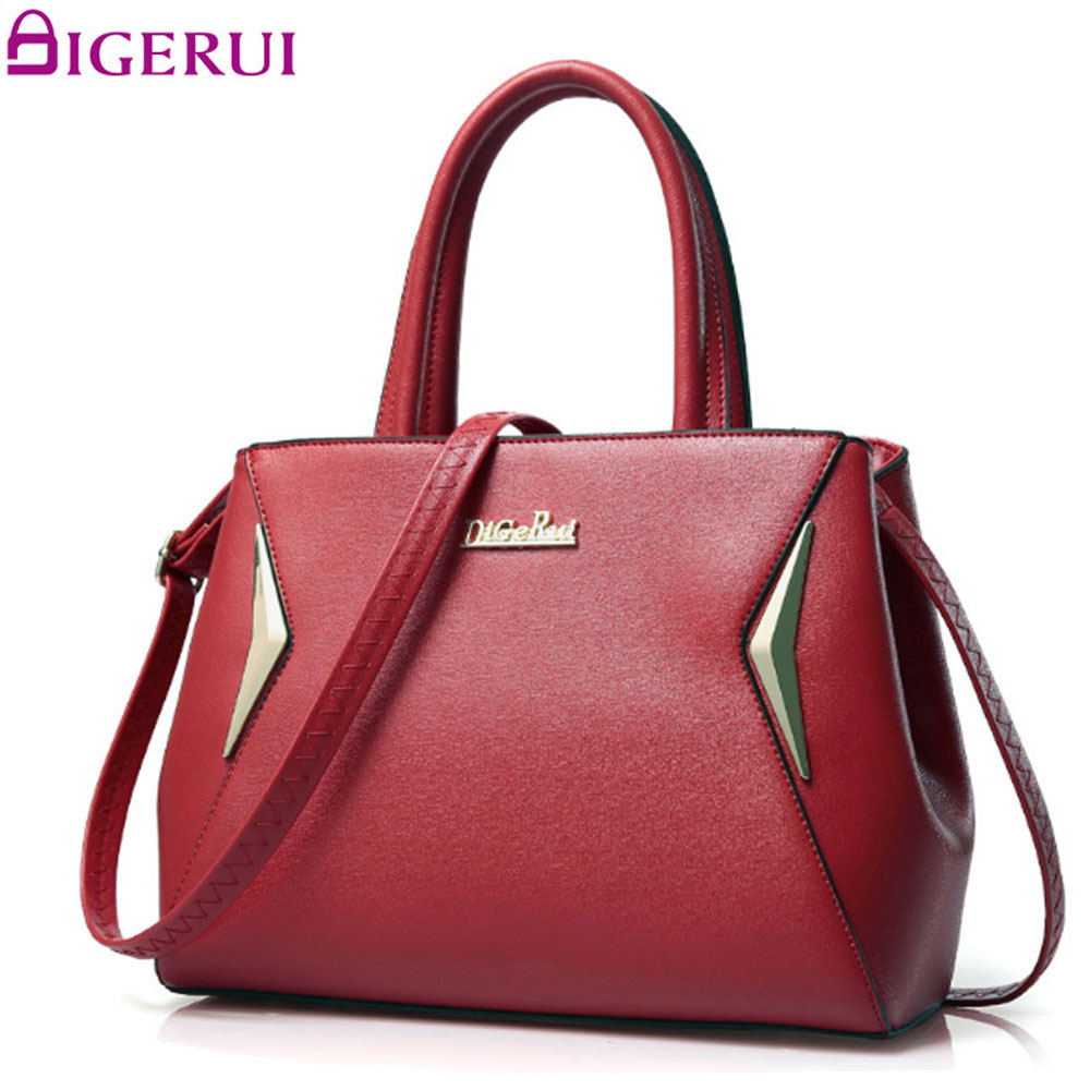 DIGERUI Luxury Handbags Women Bags Designer Shoulder Bags Ladies Women Tote Bag Cross Body Bag For Ladies Handbags A885/Z<br>