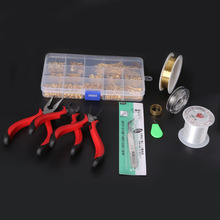 Hot Sale 1 Set Jewellery Making Kit,Beads/Findings/Pliers Fit Jewelry Accessories
