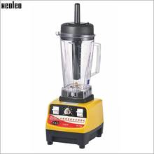 Xeoleo Commercial Soybean Milk Machine Heavy Duty Ice Blender 1500W Blender Mixer 2L High quality Juice Blender(China)